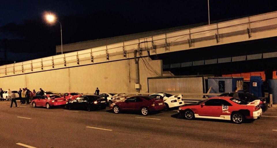 Ночные замеры, GT-Four.club
