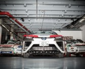 Водородный седан Toyota Mirai проехал по маршруту Ралли Германия